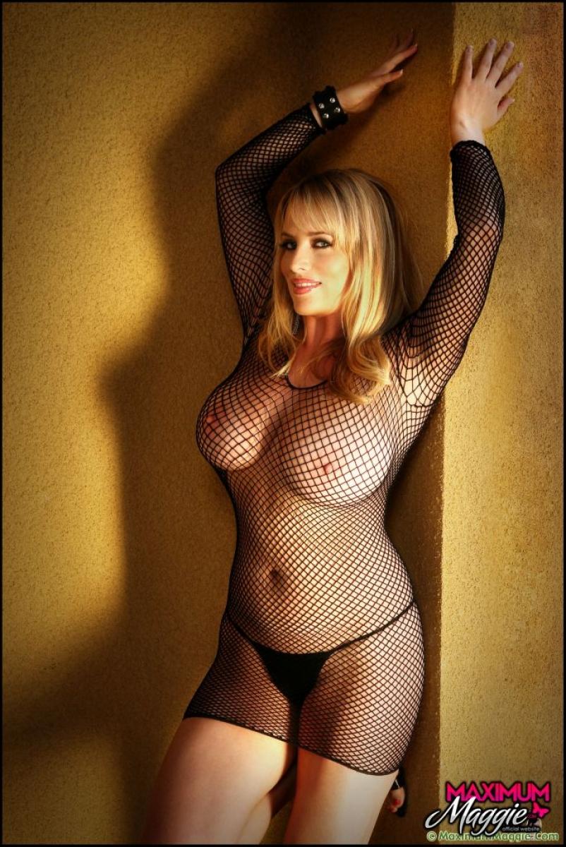 Full body fishnet porn