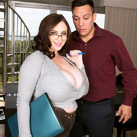 Milly Marks Busty Real Estate Agent