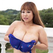 P Chan Busty Japanese Model