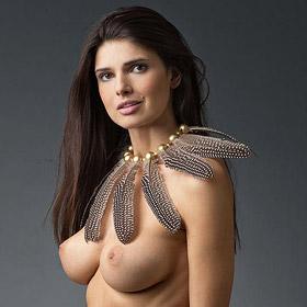 Jasmine Andreas Toned Natural Babe