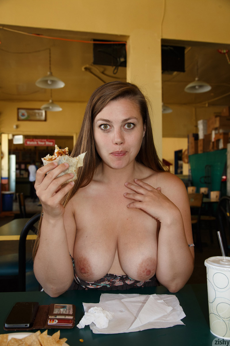 lillias right huge tits on display