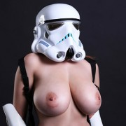 Tessa Fowler Stormtrooper